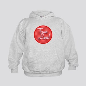 True Love Kid's Hoodie