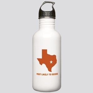 Most Likely To Secede Stainless Water Bottle 1.0L