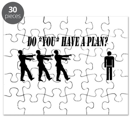 Do You have a plan? Puzzle