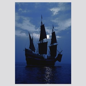 Replica of Mayflower II