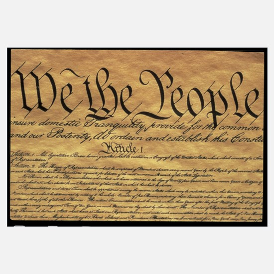 The Preamble to the United States Constitution