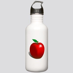 Red Apple Fruit Stainless Water Bottle 1.0L