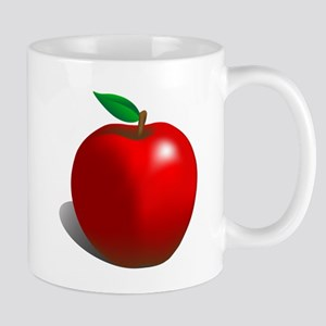 Red Apple Fruit Mug