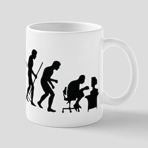 De-Evolution Mug