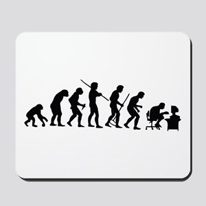 De-Evolution Mousepad