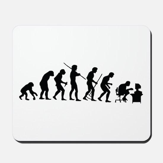 De-Evolution Mousepad