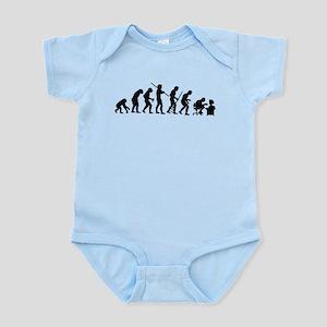 De-Evolution Infant Bodysuit