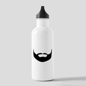 Beard Stainless Water Bottle 1.0L