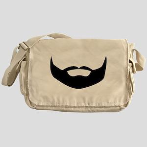 Beard Messenger Bag