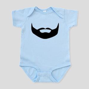 Beard Infant Bodysuit