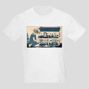 Dollhouse Decorator Kids Light T-Shirt