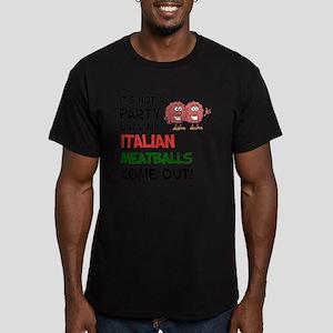 Party Italian Meatballs Shirt T-Shirt