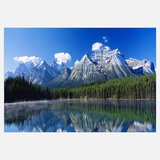 Herbert Lake Banff National Park Canada