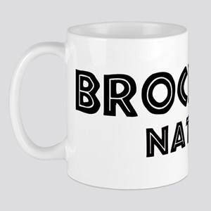 Brockton Native Mug