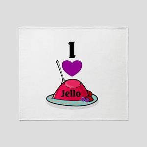 Jello Throw Blanket