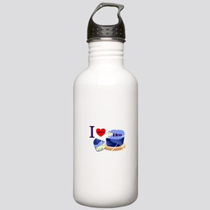 Bleu Cheese Stainless Water Bottle 1.0L