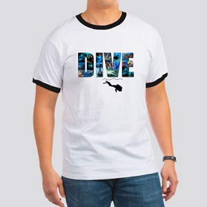 dive in pics copy T-Shirt