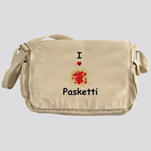 Pasketti Messenger Bag