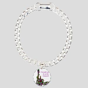 The Vineyard Charm Bracelet, One Charm