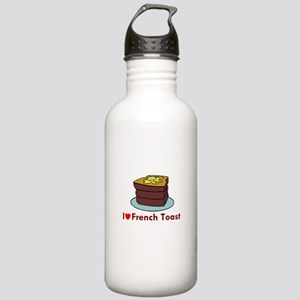 French Toast Stainless Water Bottle 1.0L