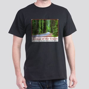 Avenue of the Giants T-Shirt