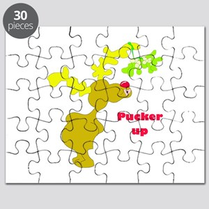 Pucker Up! Puzzle