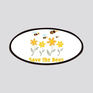 Save the Bees Patches
