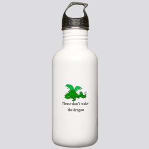 Sleeping Dragon Stainless Water Bottle 1.0L
