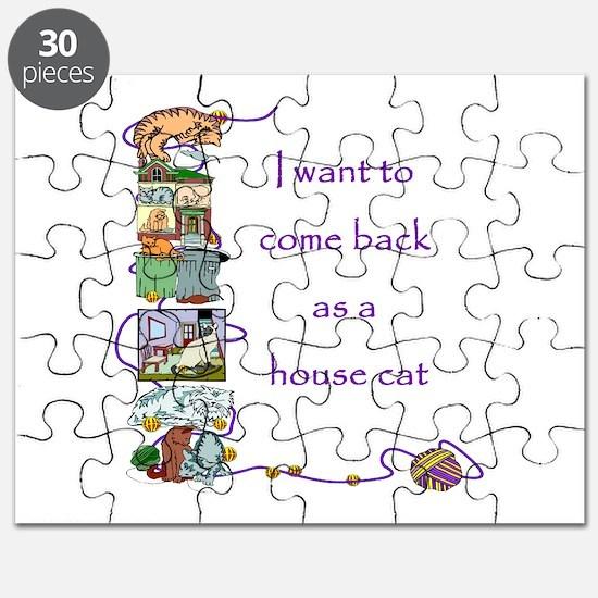 House Cat Puzzle