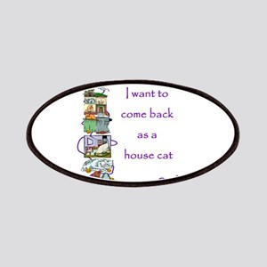House Cat Patches