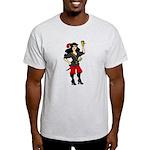 Pirate Queen Light T-Shirt