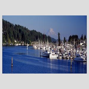 Gig Harbor Mount Rainier Pierce County WA