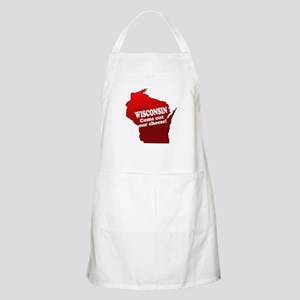 Come Cut Our Cheese Apron