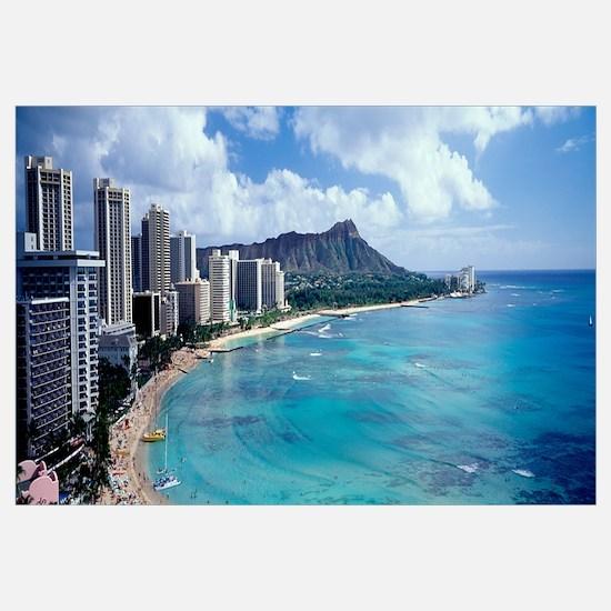 Waikiki Beach HI