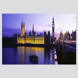 Parliament Big Ben London England