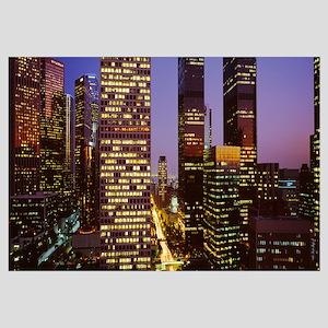 California, Los Angeles, Night in Los Angeles