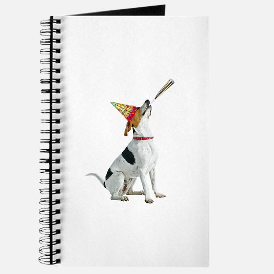 Foxhound Birthday Journal