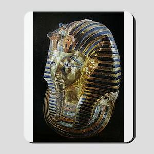 Tutankhamon's Golden Mask Mousepad