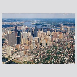 Aerial view of a city, Philadelphia, Pennsylvania