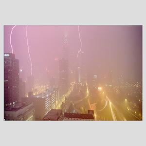 Lightning Atlanta GA
