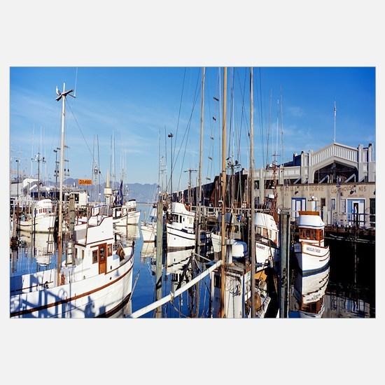 Fishermans Wharf San Francisco CA