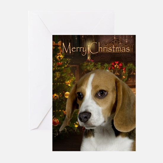 Beagle Holiday Cards (Pk of 20)
