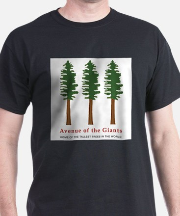 Funny Giant sequoia T-Shirt