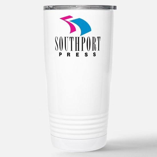Southport Press Stainless Steel Travel Mug