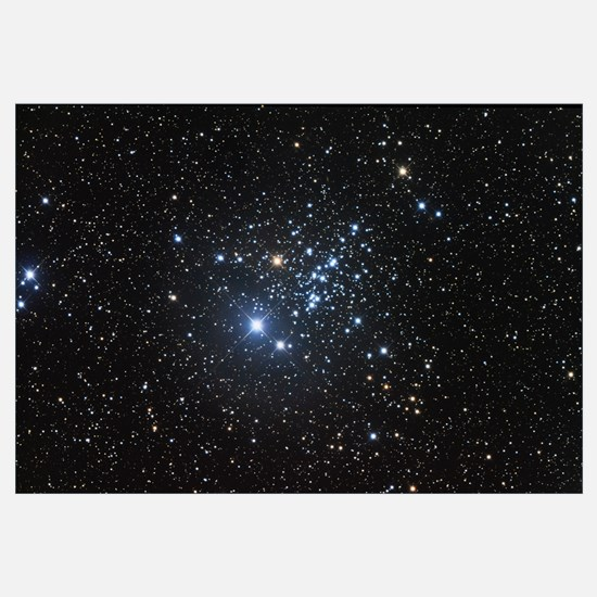 NGC 457 is an open star cluster in the constellati