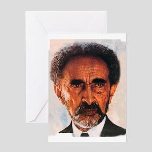 Rastafarian greeting cards cafepress him 9 greeting card m4hsunfo