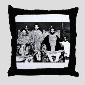 H.I.M. 8 Throw Pillow