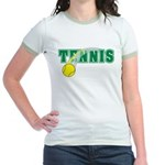 Tennis Jr. Ringer T-Shirt
