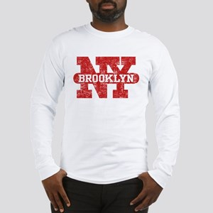 Brooklyn New York Long Sleeve T-Shirt
