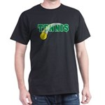 Tennis Black T-Shirt
